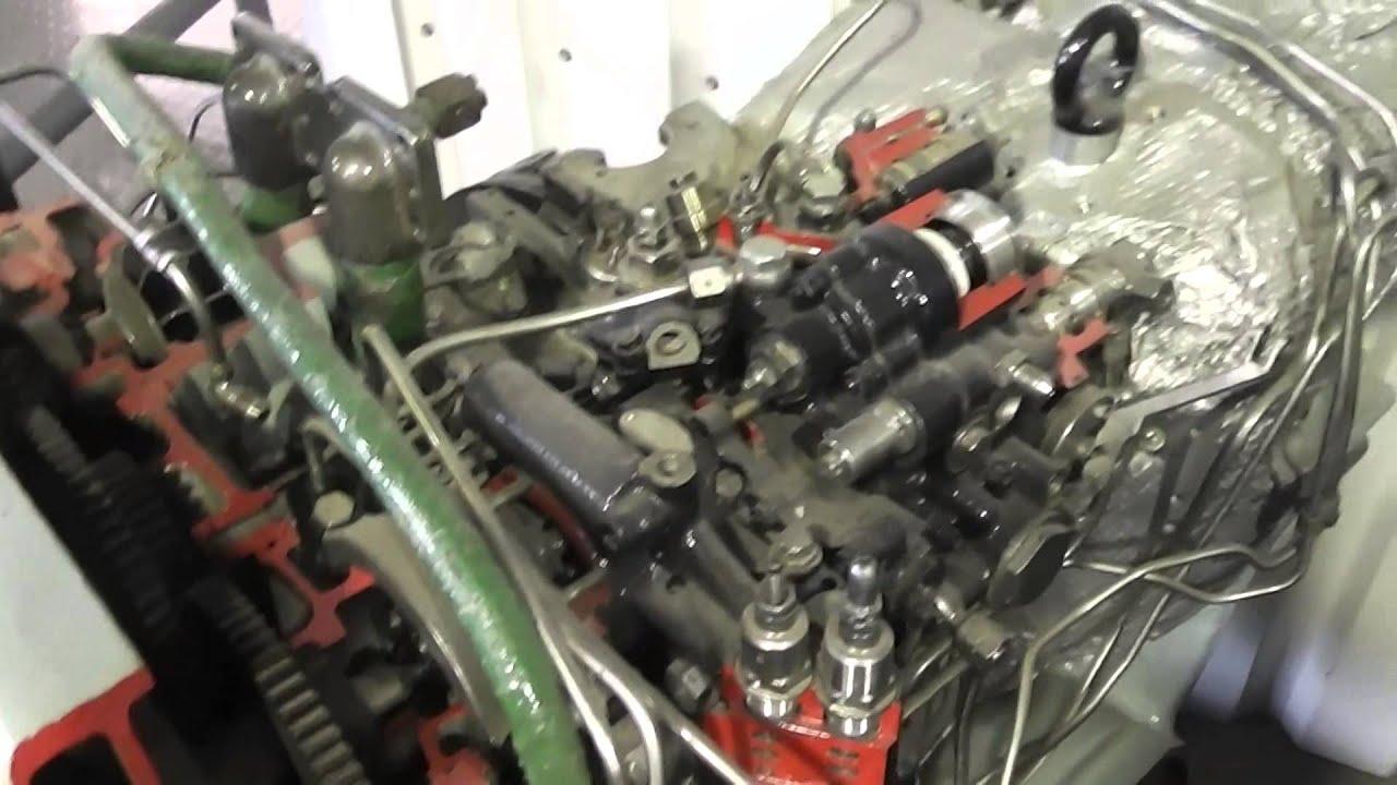 Gas Turbine GT 601 Alte Gasturbinen