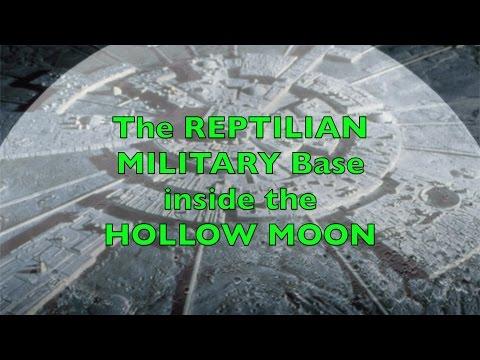 REPTILIAN CONSPIRACY MOON BASE to Control Earth