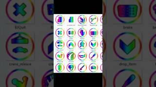 Cara Merubah Warna Button ~ Gta San Andreas Android