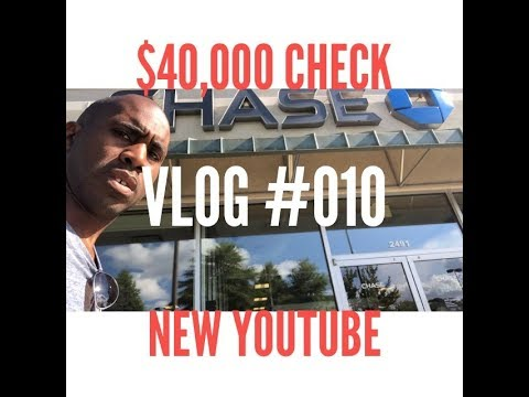 $40,000 Check and finding buyers and sellers. Work over Talent VLOG#010