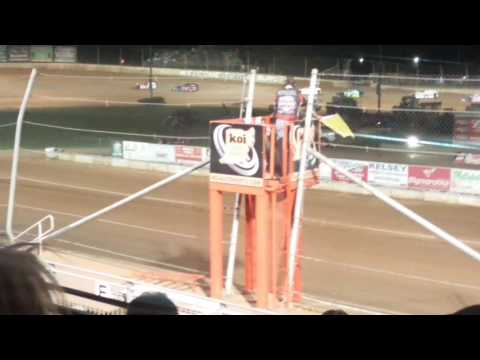 UMP Modifieds Feature Part 1/2  Lawrenceburg Speedway