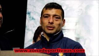 Lucas Matthysse comenta tras su derrota ante Viktor Postol