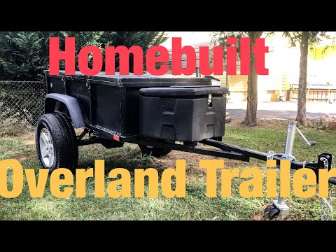 My Budget Offroad Trailer