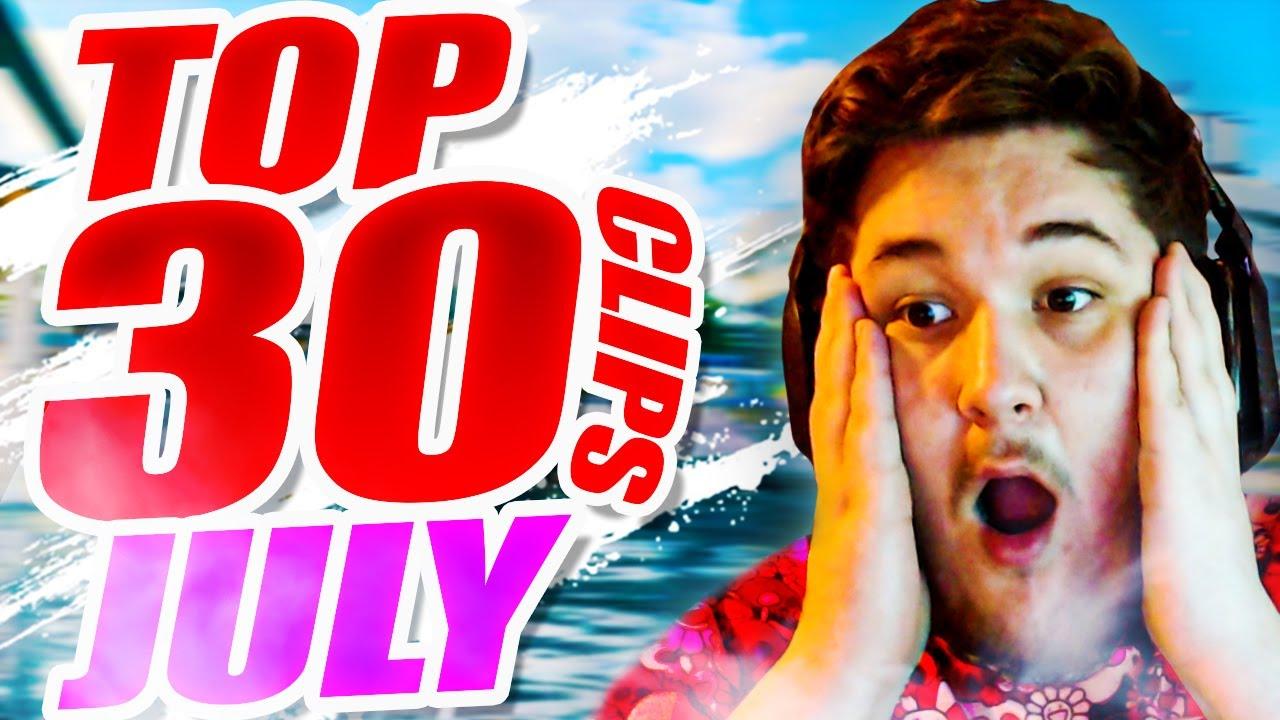 FAZE NIO TOP 30 SNIPES OF JULY! 🤤