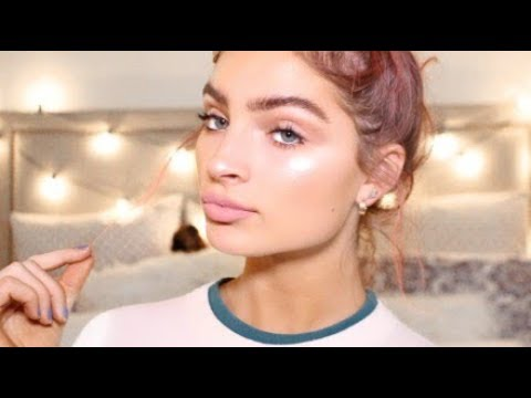 BACK TO SCHOOL SIMPLE /NATURAL MAKEUP TUTORIAL!
