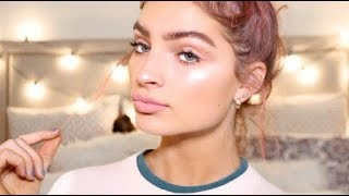 BACK TO SCHOOL SIMPLE /NATURAL MAKEUP TUTORIAL!!!
