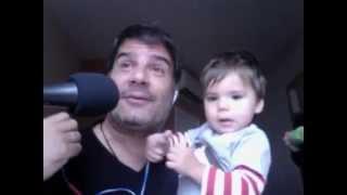 2015/10/28 DE NUEVO EN LA MAÑANA featuring Luis Ignacio, desde Chile