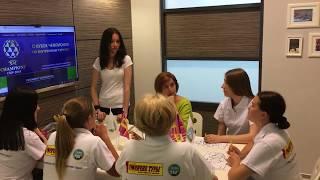 Презентация команды  Объединенной сети ТБГ и Горячие туры
