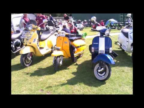 vespa 250cc 1980