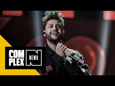 The Weeknd Went Viral by Tweeting a Question Mark