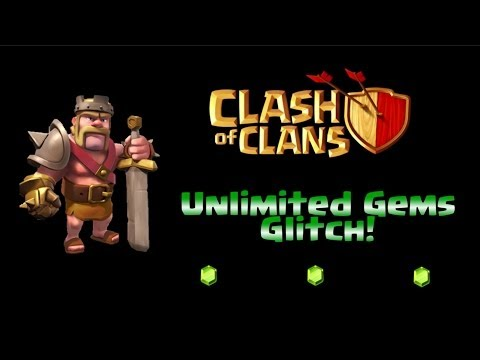 4.7.2017: Clash of Clans Gems - No survey, no jailbreak!