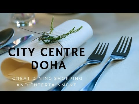 Citycenter Doha,Qatar|| Good Dining Option|| Shopping and Entertainment||