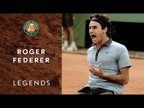 Roger Federer - Roland-Garros Legends