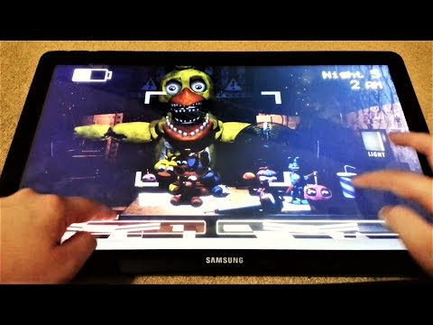 FNAF 2 REMASTERED Tutorial: How to beat any Night!
