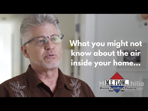 What's the Quality of Your Indoor Air?