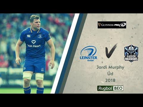 Jordi Murphy Try