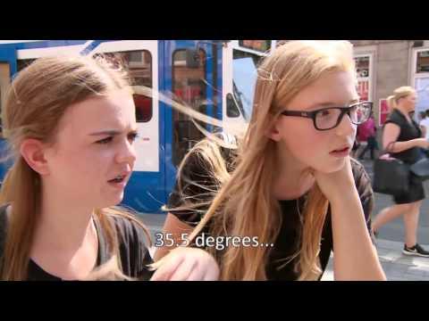"Chiến dịch McDonalds ""McFlurry heat sensative panel"""