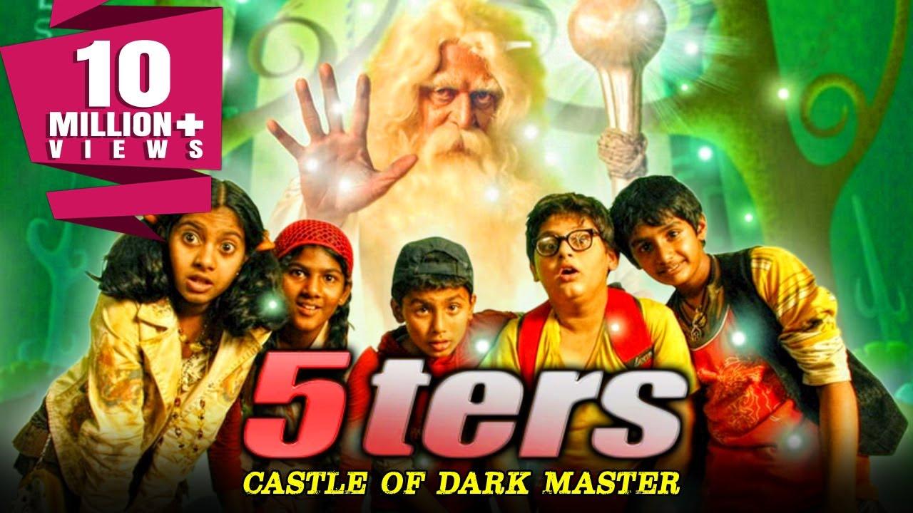 5Ters: Castle Of Dark Master (2011) Full Hindi Movie | Hithaishaini, Avinash, Akash, Gagan, Samart