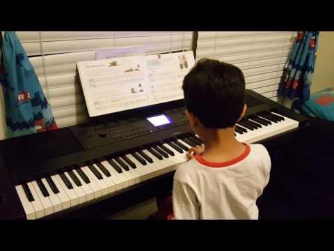kuch rang pyar ke Piano Tune by armaan
