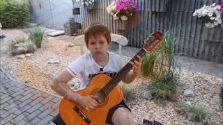 🎸 Колибри - Д. Михальченко 🎸 Мои уроки игры на гитаре - 2 класс