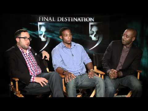 Final Destination 5 s   P.J. Byrne, Arlen Escarpeta & Courtney B. Vance