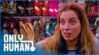 Shopping Addicted Woman Accidentally Bought 1000 Shoes | Obsessive Shoppers | Only Human