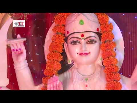 Manohar Singh Sengar Devi Geet - पूजा के थाल सजाई - Hit Bhojpuri Mata Bhajan 2017