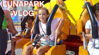 Lunapark Vlog 2. Ecrin Su Çoban