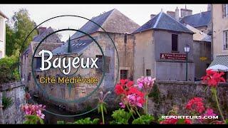 Bayeux, visite express de la cité médiévale de Normandie 4K