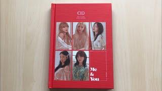 Baixar ♡Unboxing EXID 이엑스아이디 5th Mini Album WE (ME&YOU) 미앤유♡