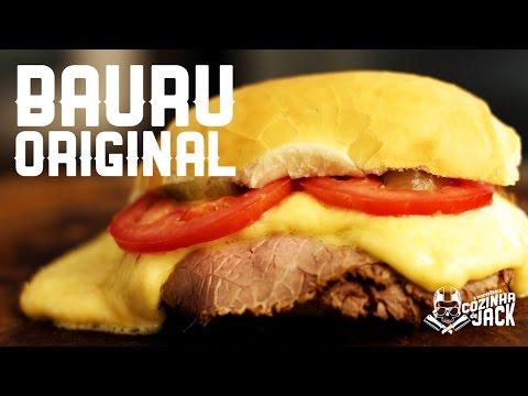 Bauru Original do Ponto Chic +18 #NSFW | A Maravilhosa Cozinha de Jack S05E06