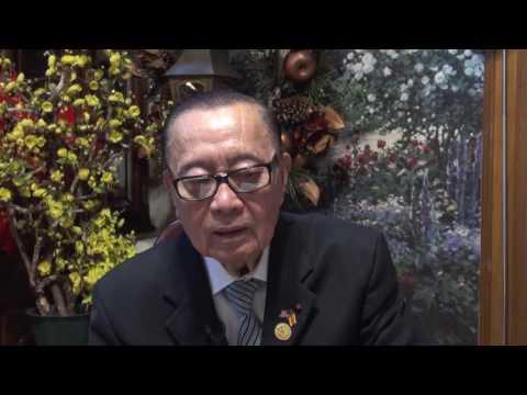 Thẩm Phán , Chuẩn Tướng Trang Sỹ Tấn nói về Tình Hình Biển Hoa Đông