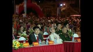 Lễ Kỷ niệm 60 năm Giải phóng TP Bắc Ninh - Đón nhận HCĐL hạng Nhì - Công bố TP BN là Đô thị loại II
