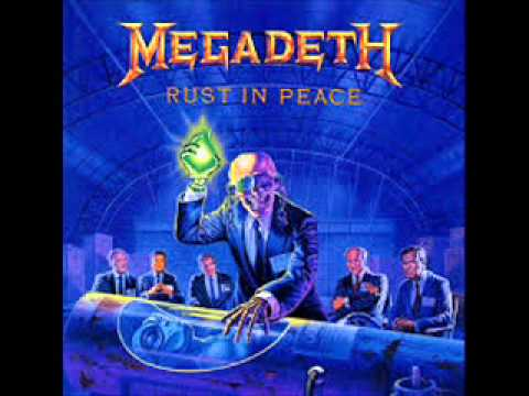 Megadeth - Holy Wars...The Punishment Due - Lyrics
