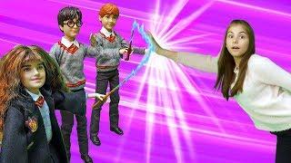 Гарри Поттер и магия вне Хогвартса - Видео для девочек