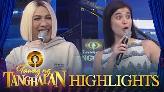 Tawag ng Tanghalan: Vice Ganda reveals what Anne and Erwan fight about