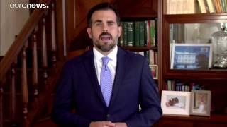 El gobernador de Puerto Rico, Ricardo Rosselló, renuncia a la reelección, pero no dimite