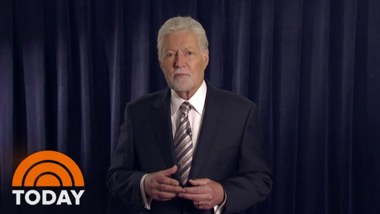 Alex Trebek is 'doing well,' says his cancer treatments are 'paying off'