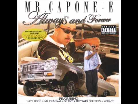 Mr. Capone-e- La County Most Wanted