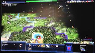 Civilization 4 Walkthrough of the beginning