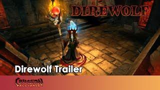 Crimson Alliance Direwolf Trailer
