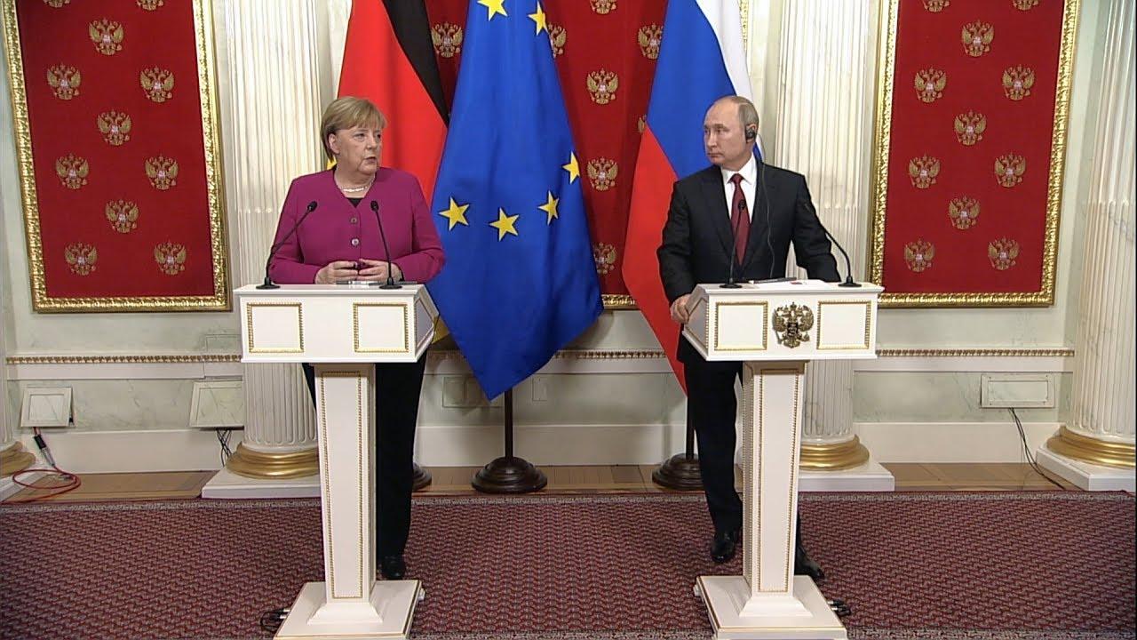 Путин: Россия способна достроить Северный поток-2 своими силами