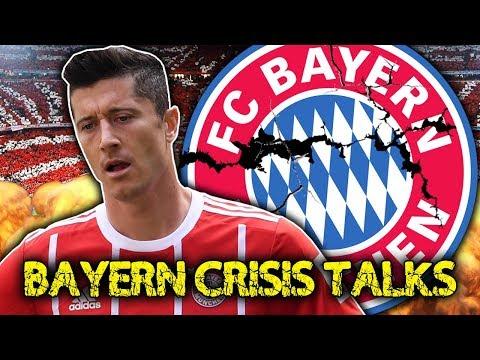 Robert Lewandowski To QUIT Bayern Munich After Crisis Talks?! | Transfer Review
