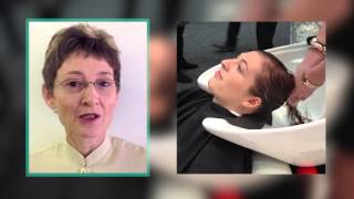 Salon Sink Head and Neck Support Cushion - Meet the Inventor