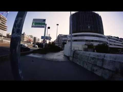 Ride - La Défense - Paris Champs-Elysées - Xiaomi M365