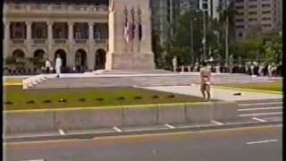 Remembrance Sunday Parade, 10 November 1991 Part 1