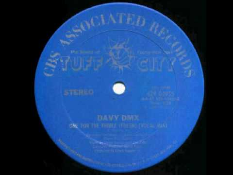 Old School Beats - Davy DMX - One For The Treble