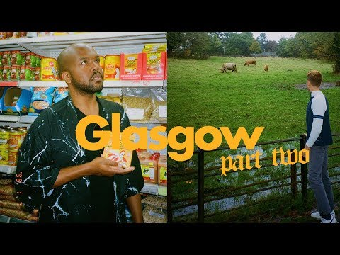 HOW I SPENT MY 28TH BDAY IN GLASGOW | part two | DamonAndJo