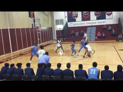 Clarksburg High School vs Paint Branch High School 2/6/18