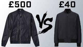 Bomber Jacket SHOWDOWN: Stone Island Shadow Project vs Uniqlo